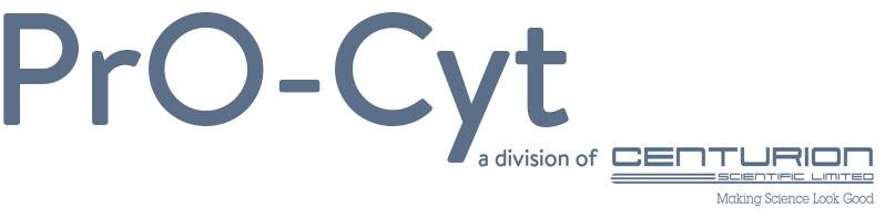 PrO Cytology Centrifuges Logo